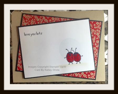 Kelley card