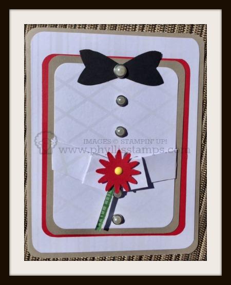 Bow card
