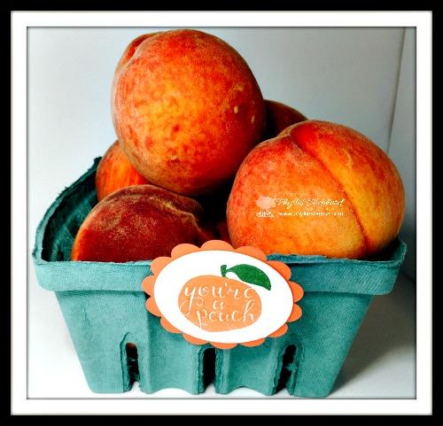 Peach post