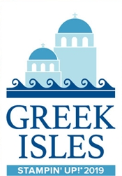 Stampin Up Greek Isles